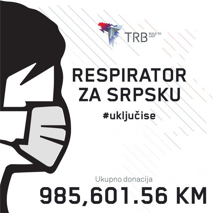 """U akciji """"Respirator za Srpsku"""""""